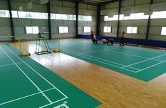 新几内亚羽毛球馆