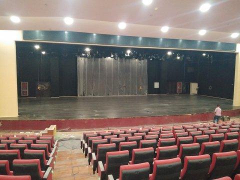 舞台场馆解决方案