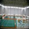 OS羽毛球运动地板让运动更加舒适