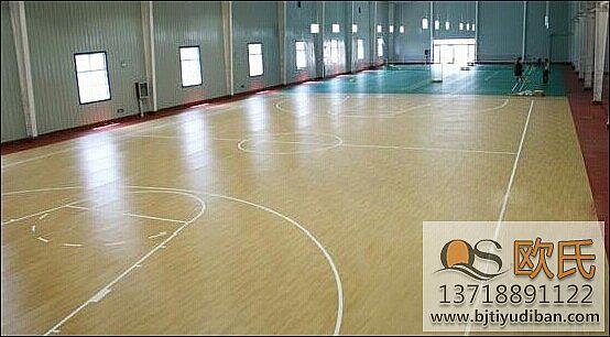 实木体育地板面层防范技巧