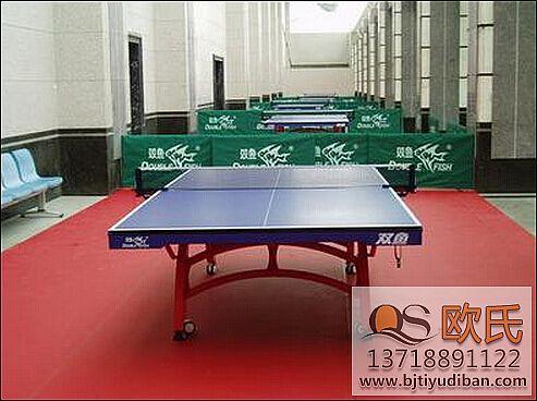 乒乓球地板的材质优势