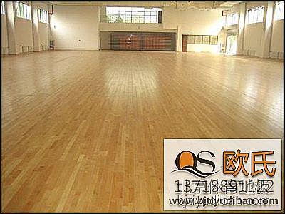 实木运动地板的材料使用标准