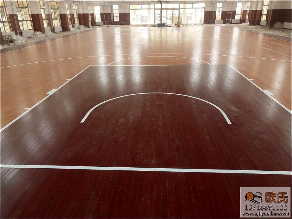 运动馆木地板维护不可或缺!