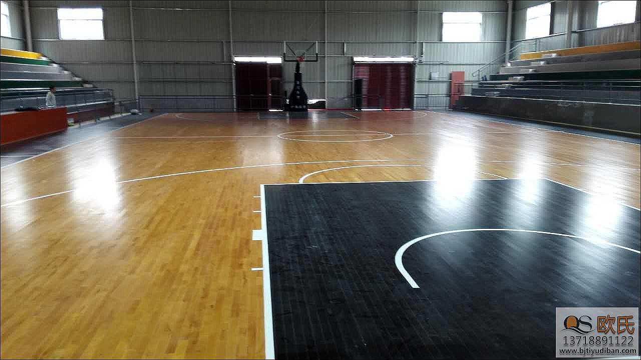 健身房运动地板的特点!