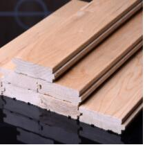 柞木一级运动木地板