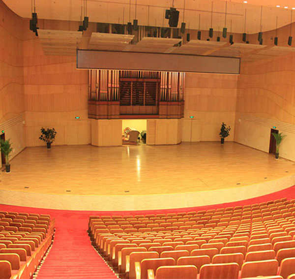 舞台专用木地板