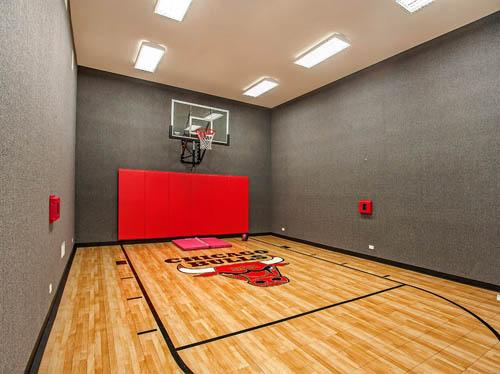 篮球馆解决方案