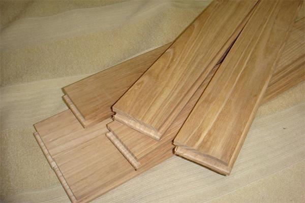 运动木地板常识