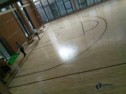 寻求篮球馆木地板哪个牌子的好
