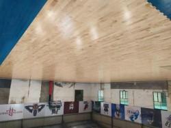 用哪种篮球场地木地板厂家报价